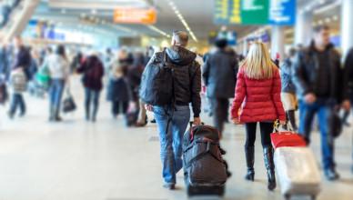aeroporto persone