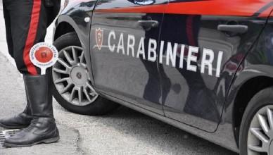 Carabinieri di Trento auto