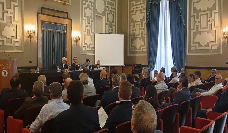 Conferenza sindaci Ato 5
