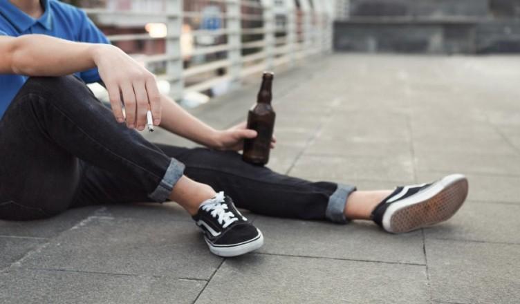 alcol e fumo adolescenti