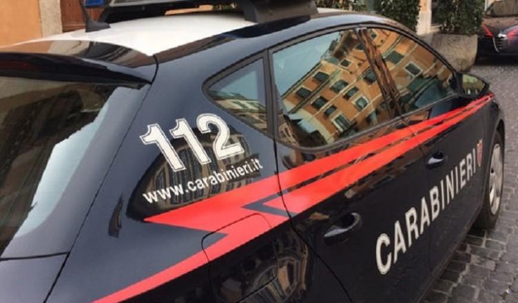 carabinieri foto web