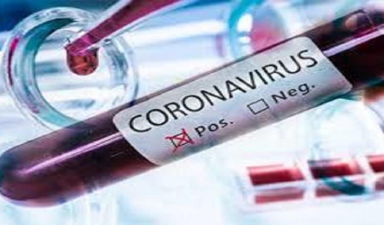 coronavirus positivo..
