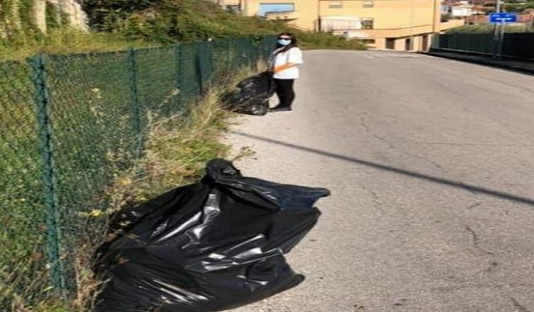 giornata ecologica Castelliri