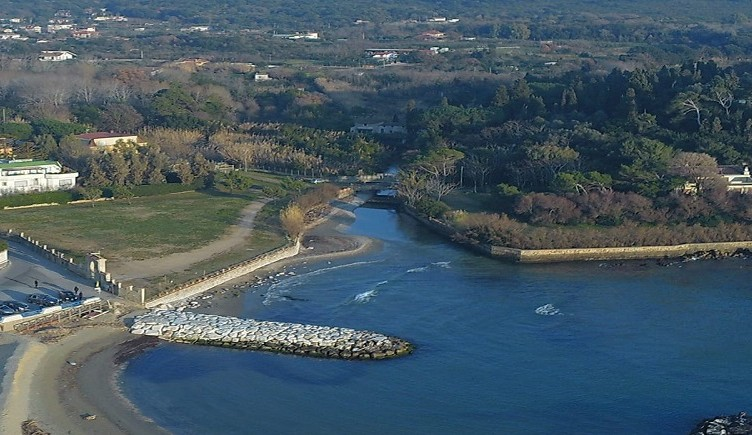 Rio Santa Croce Formia