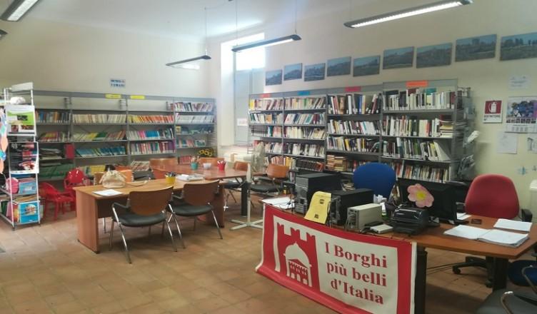 Boville Ernica Biblioteca comunale
