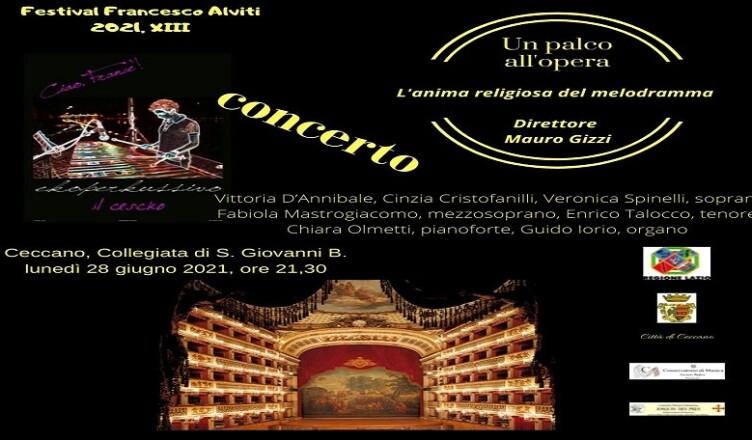 ffa2021 Un palco all'opera
