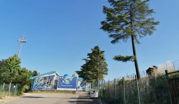 Boville Alberi stadio Montorli