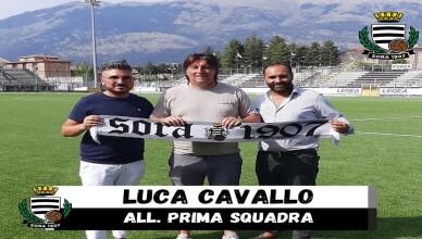 CAVALLO all. sora calcio
