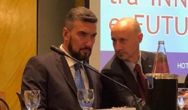 Eliseo Fiorin e Luigi Ulgiati