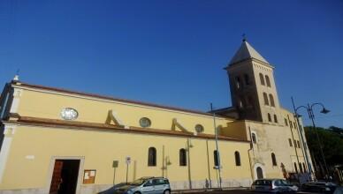 Minturno Scauri Chiesa Immacolata